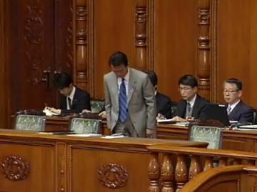 国会タロー:20061206参院本会議
