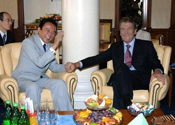 20060703ウクライナ訪問