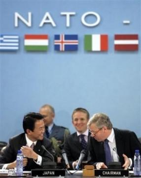 外交タロー:20060504NATOにて-NAC常駐会合出席