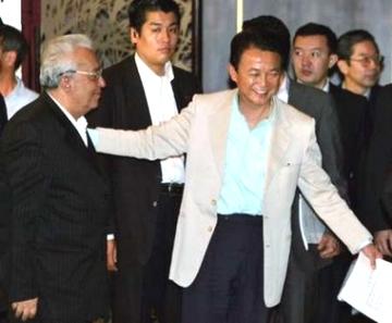 外交タロー:20060605中央アジア+日本