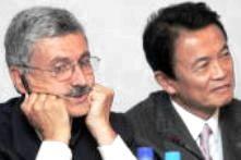 外交タロー:20060629G8外相会合