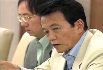 20060721外務省にてブラジル人犯罪被害者家族と