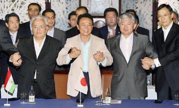 外交タロー:20060605「中央アジア+日本」の第二回外相会議