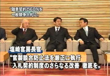 会議だタロー:20070126閣議