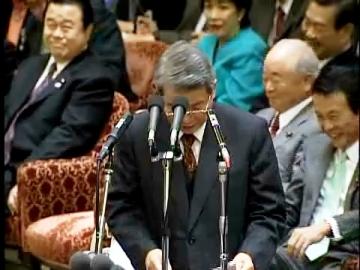 国会タロー:20070207衆院予算委員会「笑う閣僚たち」