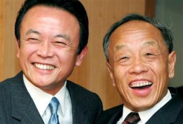 外交タロー:20070216日中外相会談3