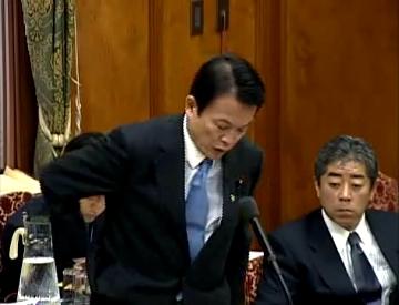 国会タロー:20070221外務委員会1「いざ答弁」