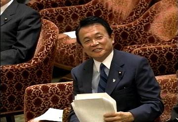 国会タロー:20070301衆院予算委員会「俺かい」
