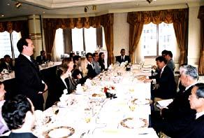 20040501JETプログラム関係者と会合 in NY
