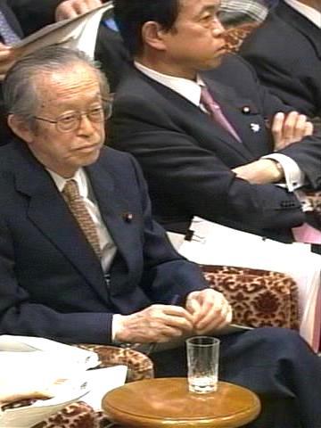 国会タロー:20070305参院予算委員会02「ぷくぷく」