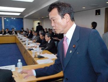 外交タロー:20070305国際協力有識者会議