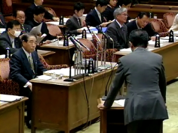 国会タロー:20070307参院予算委員会1