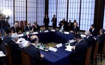 外交タロー:20070314「平和と繁栄の回廊」4者協議1