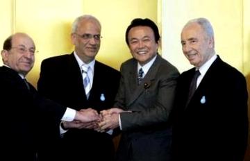 外交タロー:20070314「平和と繁栄の回廊」4者協議2