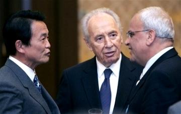 外交タロー:20070314「平和と繁栄の回廊」4者協議3