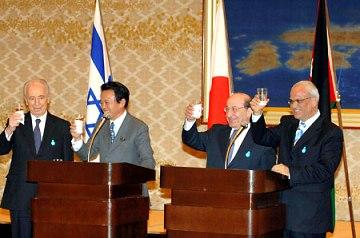 外交タロー:20070314「平和と繁栄の回廊」4者協議4