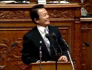 代議士タロー:20070320永年表彰3