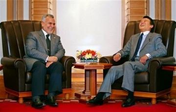 外交タロー:20070323イラクのハーシミー副大統領と