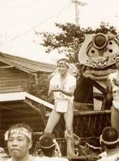 プラベのタロー:祭り