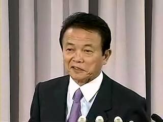 会見タロー:20070327外務大臣記者会見2