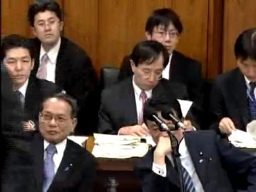 国会タロー:20070328衆院沖縄北方委員会「平沢さんとお喋り」