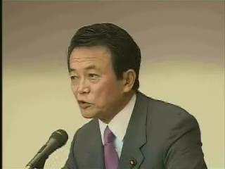 演説タロー:20070402外務省入省式にて訓辞1