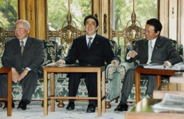 会議だタロー:20070413閣議