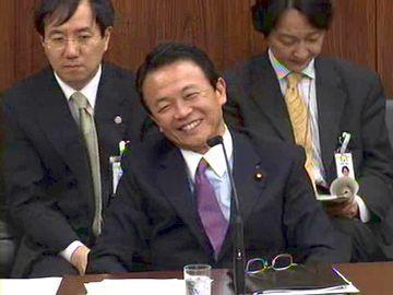 国会タロー:20070424参院外交防衛委員会「笑顔」3
