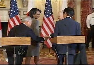 外交タロー:20070502日米安全保障協議委員会(「2+2」)会合13