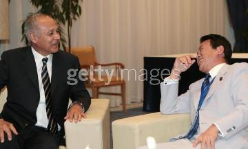 外交タロー:20070504日エジプト外相会談
