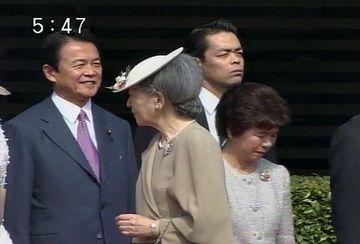 外交タロー:20070326スウェーデン国王夫妻来日4