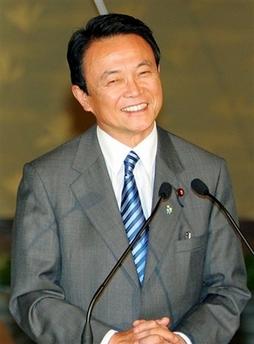 外交タロー:20070522日英外相共同記者会見にて