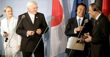 外交タロー:20070529日EU外相会合1
