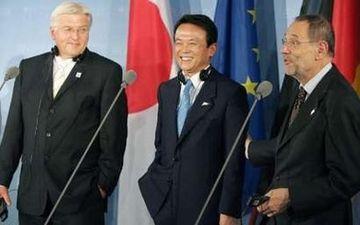 外交タロー:20070529日EU外相会合3