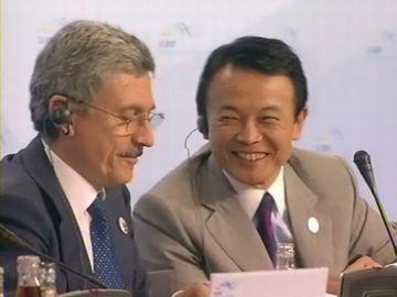 外交タロー:20070530G8外相会議3