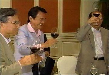 外交タロー:20070603晩餐会