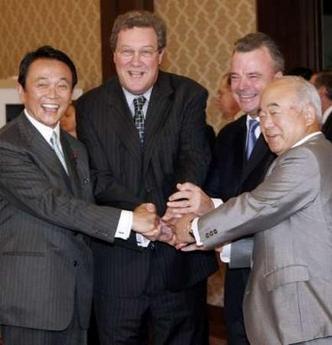 外交タロー:20070606日豪外務・防衛閣僚協議(2プラス2)1