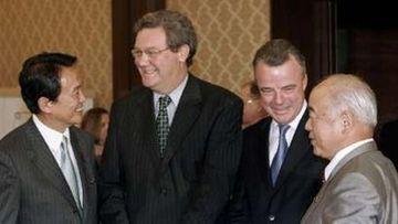 外交タロー:20070606日豪外務・防衛閣僚協議(2プラス2)3