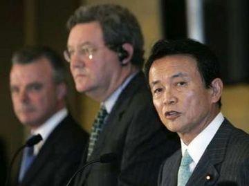 外交タロー:20070606日豪外務・防衛閣僚協議(2プラス2)2