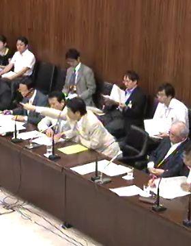 国会タロー:20070607外交防衛委員会「マイク」2