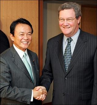 外交タロー:20070606日豪外相会談
