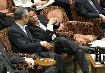 国会タロー:20070611参院決算委員会2