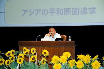 演説タロー:20070610外交フォーラム イン 仙台2