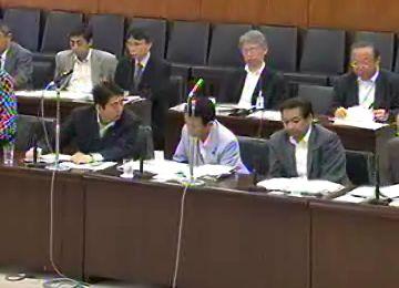 国会タロー:20070613参院ODA特別委員会「総理と」2
