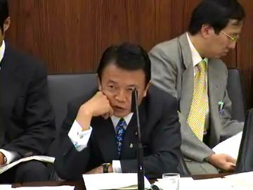 国会タロー:20070614参院外交防衛委員会01