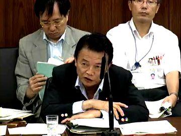 国会タロー:20070619参院外交防衛委員会3
