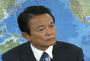 会見タロー:20070622外務大臣記者会見7