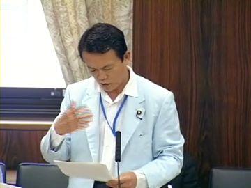 国会タロー:20070628参院拉致問題特別委員会2