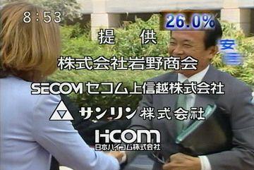 メディアでタロー:20070819永田町ベストショット「リヴニ外相のお出迎え」3