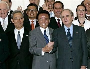 外交タロー:20070822第3回FEALAC外相会合・全体会合10